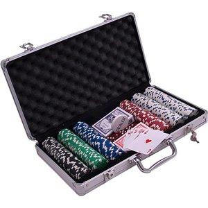 Poker Koffer aluminium 300 Dice