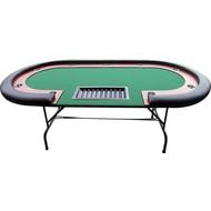 overige spelen poker Pokertafel High Roller zwart