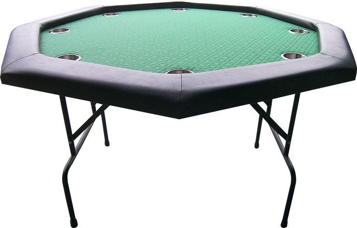 Afbeelding van overige spelen poker Poker Tafel Octagon 120CM