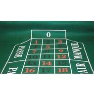 Overige spelen Roulettekleed 180 x 90