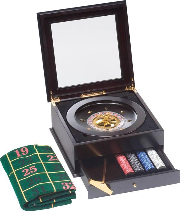 Afbeelding van POKER Roulette Set Compleet
