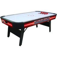 "Airhockey Buffalo air hockey table ""Terminator II"" folding legs 7ft"