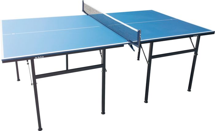 Afbeelding van Tafeltennis Tafeltennistafel Buffalo Indoor 75% Blauw