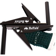 Tafeltennis Tafeltennis net set Buffalo Clip On