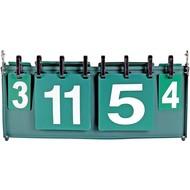 Tafeltennis Tafeltennis Scorebord Buffalo 2 Spelers