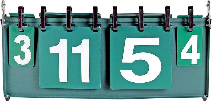 Afbeelding van Tafeltennis Tafeltennis Scorebord Buffalo 2 Spelers