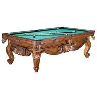 Clash biljart Pool billiard Indiana home 8-foot Maple