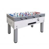 Tafelvoetbaltafel Soccer table Garlando Maracana white