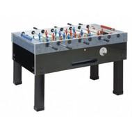 Tafelvoetbaltafel Foosball table Garlando Maracana black