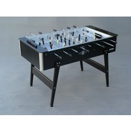 Tafelvoetbaltafel Soccer table Profi Deutscher Meister Black