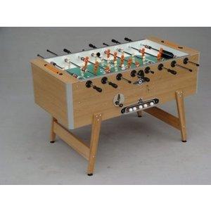 Deutsche Meister football table Grande Luxe oak