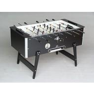 Tafelvoetbaltafel Deutsche Meister soccer table Grande Luxe black