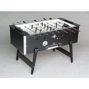 Deutsche Meister soccer table Grande Luxe black