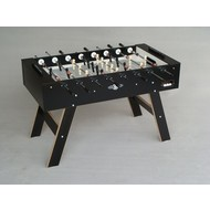 Tafelvoetbaltafel Deutsche meister soccer table Young Line black