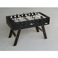 Tafelvoetbaltafel Deutsche meister voetbaltafel Young Line zwart