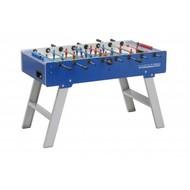 Tafelvoetbaltafel Soccer table Garlando Master pro weatherproof foldable