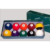 Aramith poolballen Nineball set 57,2 mm