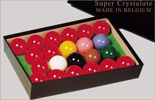 Afbeelding van Aramith snooker ballen Snookerballen Super Crystalite ballen 52,4 mm