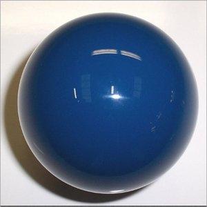 Blue carom ball size 61.5 mm