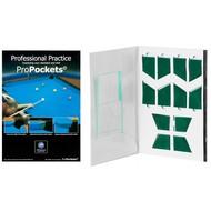 Pool artiklen Pocket verkleiner. Voor poolbiljarts.