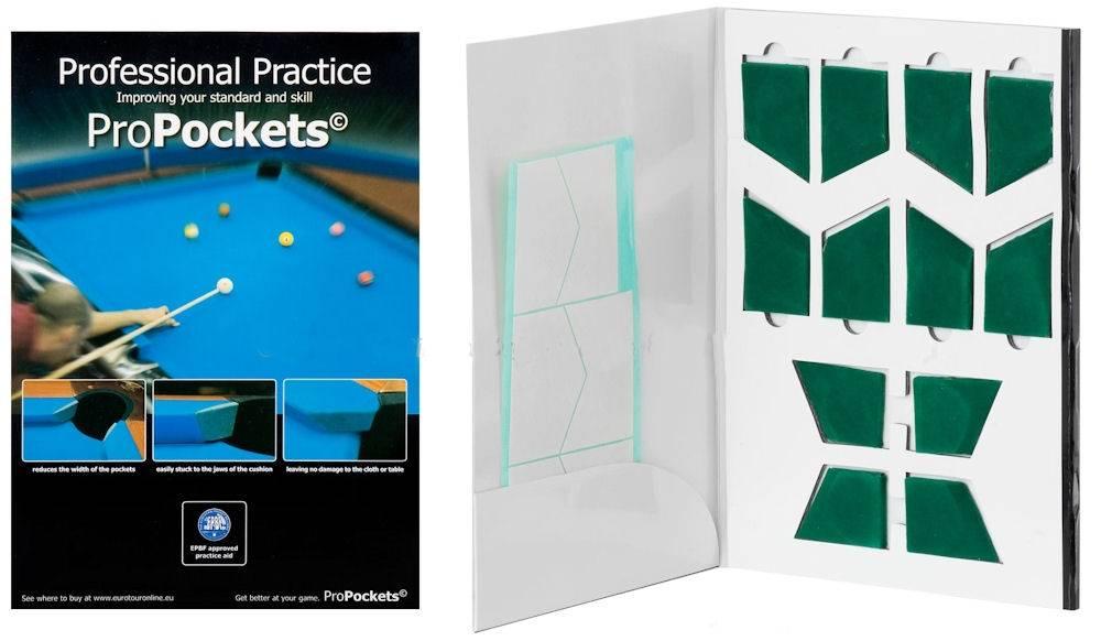Afbeelding van Pool artiklen Pocket verkleiner. Voor poolbiljarts.