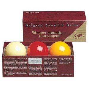Carom balls Super Aramith Tournament.