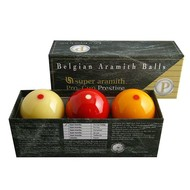 Aramith carambole ballen Billiard balls carom SA Pro Cup Prestige