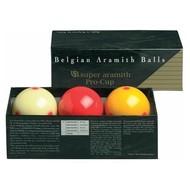 Aramith carambole ballen Billiard balls Super Aramith Pro Cup