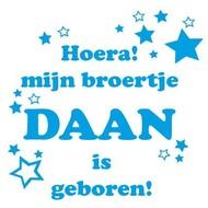 Van den Broek biljarts Sticker with your own design