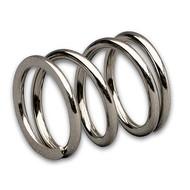 Tafelvoetbal soccer table metal spring 16 mm diameter 37 mm long