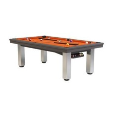 Montfort pool table (dinner)