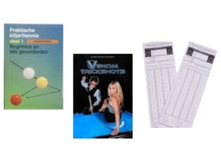 Books / DVD and printed material