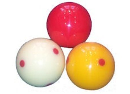 All carom cues