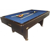 Van den Broek biljarts Poolbiljart TopTable Rival, met ball-return! 7ft