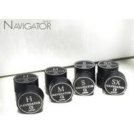 Pomeransen en doppen Navigator Black 14mm