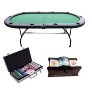 Van den Broek biljarts Pokertafel compleet verhuur