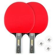 Tafeltennis Table tennis bat set Cornilleau Sport duo pack red