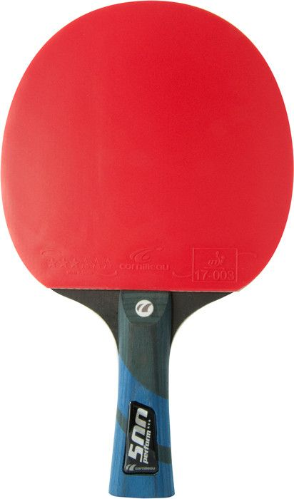 Afbeelding van Tafeltennis Tafeltennis bat Cornilleau Perform 500 rood