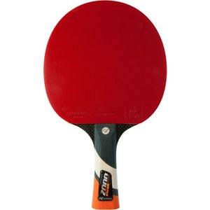 Table tennis bat Cornilleau Excell Carbon 2000 red