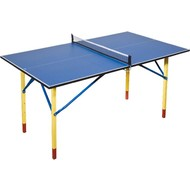 Tafeltennis Tafeltennistafel Cornilleau Hobby Mini Indoor Blauw