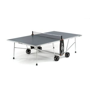 Table tennis table Cornilleau 100S Crossover Gray