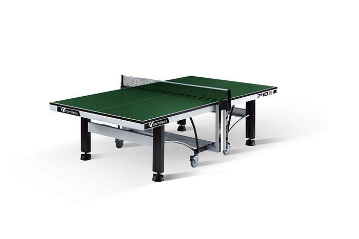 Afbeelding van Tafeltennis Cornilleau Comp.740 ITTF Green