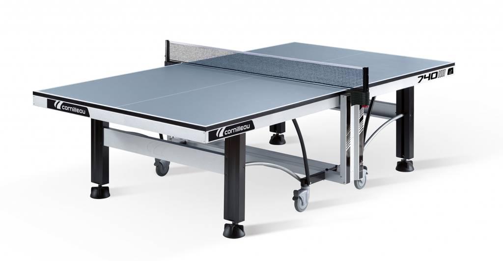 Afbeelding van Tafeltennis Cornilleau Comp.740 ITTF Grey