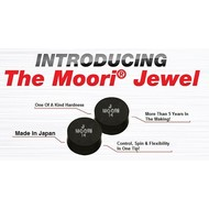 Pomeransen en doppen Moori Jewel layered pomerans