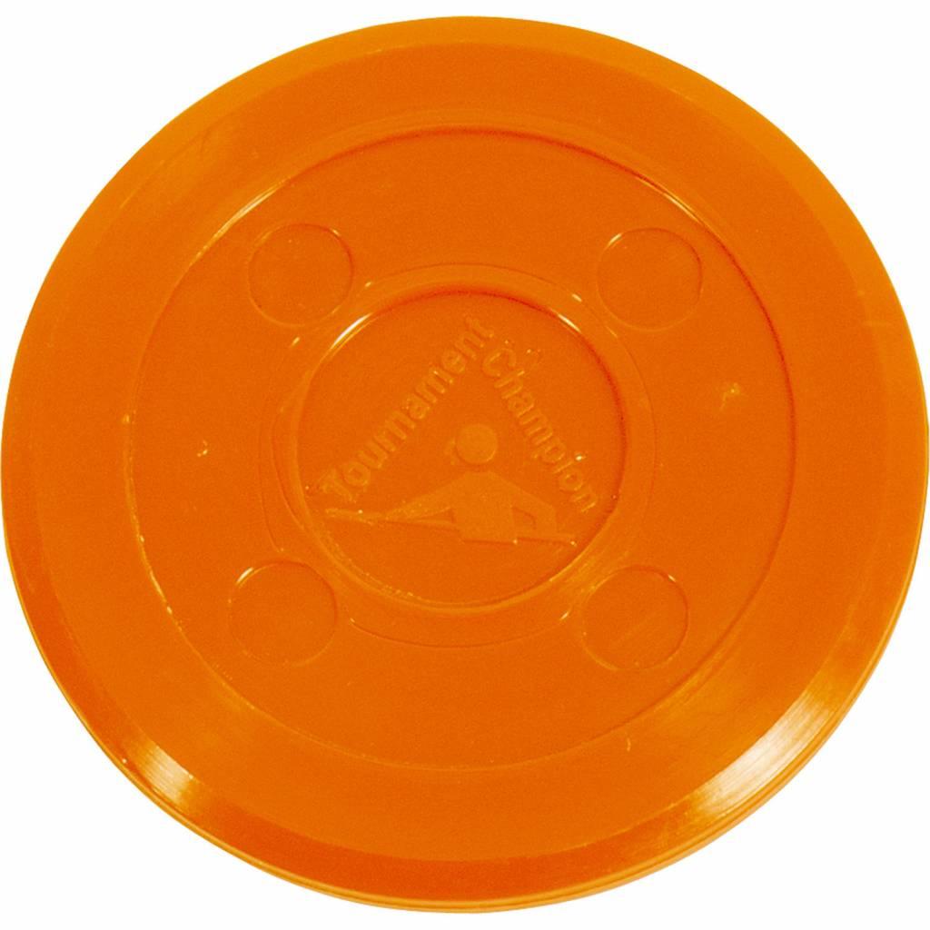 Afbeelding van Airhockey Airhockey puck 70 mm, Tournament Champ, oranje