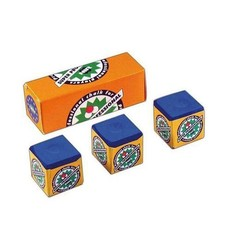 Krijt NIR Super Professional Chalk box of 3 Blue