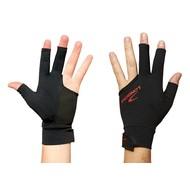 Handschoen Longoni glove Black Fire