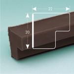 Afbeelding van Snooker artikelen Set snooker rubber voor 12 foot nieuw