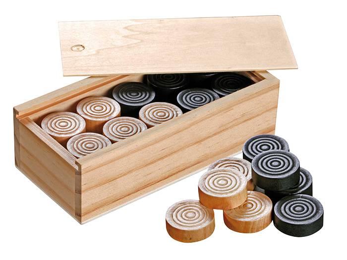 Afbeelding van PHILOS Philos dam/molen speelstukken