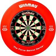 WINMAU Winmau Catchring Red Print